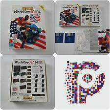 World Cup USA 94 A US Gold Game for the Amiga Computer tested & working