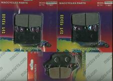 Suzuki Disc Brake Pads GSX650F 2008-2010 Front & Rear (3 sets)