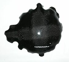 TRIUMPH SPEED TRIPLE 1050 08-16 CARBON LIMADECKEL COVER CARBONE CARBONO