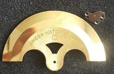 Omega Caliber 563 Part Number 1026+1400 (Rotor with Axle)