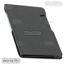 Carbon Fibre Business Card Credit Card Holder Case Wallet Clip Glossy Black