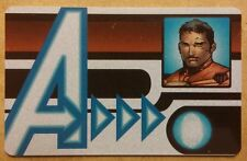 Heroclix Iron Man ID Card AUID-101 Age of Ultron Month One 1 OP Kit Marvel AoU