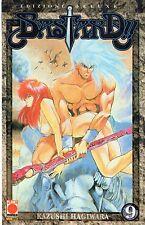 fumetto Planet Manga - BASTARD EDIZIONE DELUXE numero 9