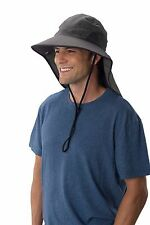 Sun Protection Zone Extreme Outdoor Fishing Travel Wide Floppy Hat Cap UPF 50+