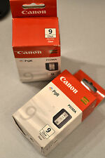 (PRL) CANON 9 CLEAR PGI-9 CARTUCCIA INCHIOSTRO INK CARTRIDGE PGR PIXMA MX7600