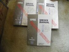 1998 Pontiac Bonneville Buick Le Sabre Factory Service Manuals