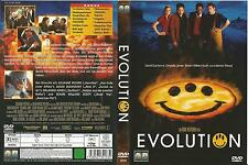 Evolution / David Duchovny, Seann William Scott, Julianne Moore / DVD #10102