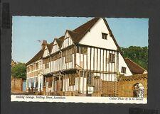 Vintage Constance Colour Postcard  Shilling Grange Lavenham Suffolk unposted