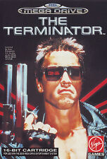 ## The Terminator - SEGA Mega Drive / MD Spiel - TOP ##