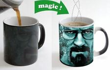 Breaking Bad Color Changing Magic Heat sensitive Tea Cup Coffee Mug gift