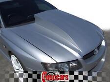 "Holden Commodore VZ Bonnet w/ 6"" Reverse Cowl (All Steel) - 470G - Suit VT VX VY"