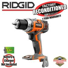 RIDGID 18-Volt X4 Compact Cordless Drill (Tool Only) Reconditioned R86008
