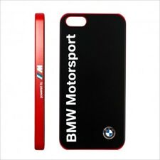 BMW Motorsport Collection Printed Logo Navy Blue Hard Case for iPhone 5/5s/SE
