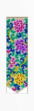 Jacobean Floral~Beaded Banner Pattern