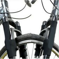 Cycling Bike Bicycle Front Fork Protector Pad + Rear Fork Chain Protector Cover