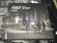 CNBLUE VOL1 First Step Special Limited Edition CD DVD Photobook Great Condition