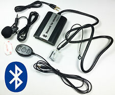 Bluetooth AUX In Adaptateur Mains-Libres vw passat 3c polo EOS t5 touareg Golf 5 6