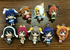Love Live School Idol Project Animal Strap Figures Blind Boxes (1 box)