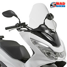 Honda PCX 125 2014 to 16 Givi Screen, Windscreen, Touring Wind Shield (D1136ST)