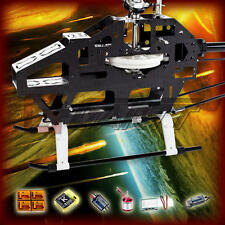 GT700 DFC TT RC Helicopter Torque Tube Version Super Combo Upgraded Tail & Swash