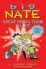 Big Nate: Great Minds Think Alike-ExLibrary