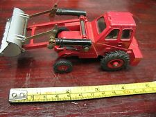 DINKY  TOYS  No. 437  BUCKET  LOADER 2 WL  MUIR HILL  MECCANO  ENGLAND