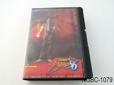 Complete The King of Fighters 96 Japanese Import AES Neo Geo SNK US Seller C