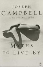Compass: Myths to Live By by Joseph Campbell (1993, Paperback)