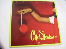 CAT STEVENS - IZITSO - LP VINYL CUT-OUT SLEEVE U.S.A. 1977