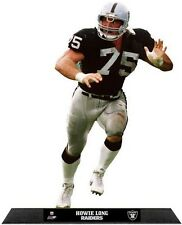 Howie Long Oakland Raiders NFL StandZ® Desktop Action Photo