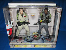 "Ghostbusters II 12"" Peter Venkman & Winston Zeddmore 2 Pack Set NEW T5821"