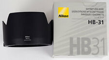 NIKON paresoleil HB31 pour zoom  AF-S DX 17-55 f/2,8