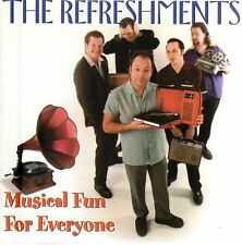 CD The Refreshments, Musical Fun For Everyone