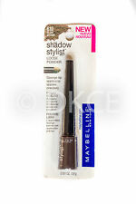 MAYBELLINE SHADOW STYLIST LOOSE POWER EYE SHADOW - SLEEK BROWN 610