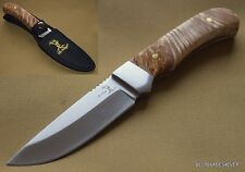 8 INCH OVERALL ELK RIDGE SMALL FIXED BLADE HUNTING KNIFE **RAZOR SHARP** BLADE