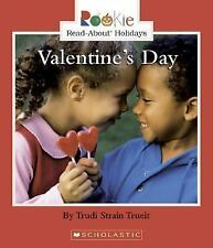 Valentine's Day (Rookie Read-About Holidays)-ExLibrary