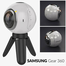 Official Samsung Original Gear 360 Camera Action Camcorder BRAND NEW RRP £349.00