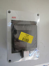 4 Way Consumer Unit - ABB Europa Series - Garage / Shed - IP55 - 7030954