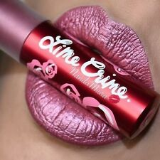 LIME CRIME Velvetine Lipstick '' VIBE '' (pinky mauve) Full 2.6 ml New GENUINE