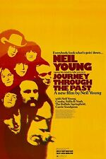 JOURNEY THROUGH THE PAST (DVD 1974 NEIL YOUNG's 1st film MUSIC CSN&Y)