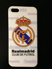NEW SOCCER REAL MADRID HARD CASE COVER FOR APPLE IPHONE 4 4s
