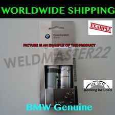 BMW New Touch Up Paint Stick Clear Coat Deep Blue Sea A76 Genuine 51910422626