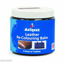 Antiquax Leather ReColouring Balm 250ml Colour Restorer for Leather - Black