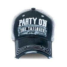 FARM BOY CO-OP PARTY ON THE TAILGATE MESH BACK BALL CAP F13080606BK