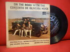 """On The Road With CONJUNTO OLIVEIRA MUGE 7"""" EP 60' RARE GARAGE ROCK South Africa"""