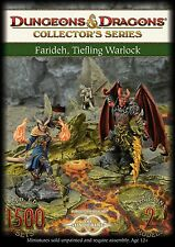 D&D: Farideh, Tiefling Warlock | Dungeons & Dragons Collector's Series