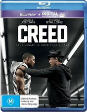 Creed (Blu-ray, 2016)  New and Sealed