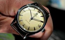 MEN'S EARLY OMEGA SEAMASTER AUTOMATIC 354 VINTAGE 1951 ORIGINAL DIAL StSTEEL
