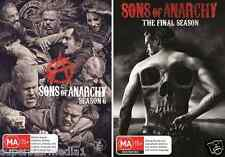 Sons Of Anarchy : Seasons 6 & 7 (Final) : NEW DVD