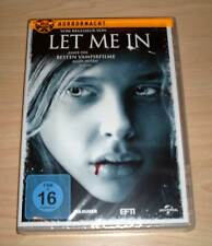 DVD Let Me In - Vampire - 2010 - Matt Reeves - Chloë Grace Moretz - Neu OVP